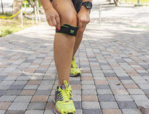 ¿Cuándo utilizar rodilleras para correr?